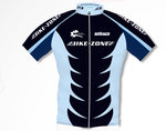 Bike-Zone Fietshirt Korte Mouwen Bike-Zone LTD BLACK