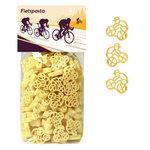 Fietspasta, Fietsnoedels in de vorm van een fietser!