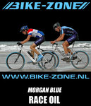 Ketting Smeermiddel Race Oil Bike-Zone Morgan Blue