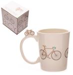 Koffiemok Retro Fiets Cyclo Cadeau