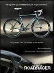 Crud Roadracer Voor- en Achterspatbord Set| Spatbordenset Crud