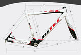 Ditec One Carbon Frameset 59 cm._