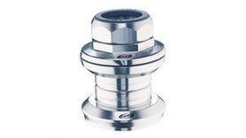 "Balhoofd BBB 1"" draad zilver met cartridge industrie lagers, bhp15, bhp-15"