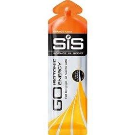 SIS Go Gel Orange 60 ml   SIS Sportvoeding   SIS Voeding 5 HALEN = 4 BETALEN