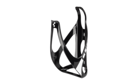 Cube Bidonhouder zwart/wit glossy