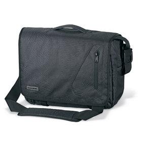 Dakine Messenger Bag Large Zwart met Laptop sleeve  Laptoptas