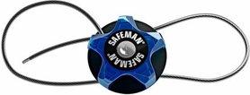 Safeman Fietsslot Blauw