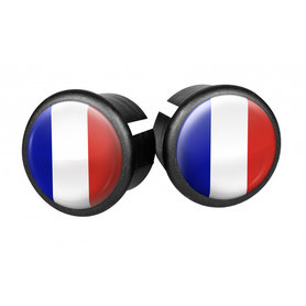 Stuurdoppen Frankrijk, Handlebar plug France