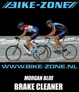 Brake Cleaner Bike-Zone Morgan Blue