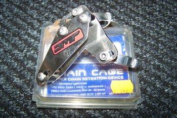DMR Chain Cage, kettinggeleider aan de bovenkant, Klem 31,8