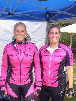 Windstopper Body Bike-Zone roze
