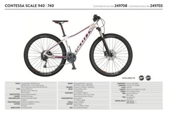 Scott Contessa Scale 940