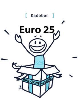 Internet Kadobon Euro 25