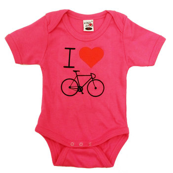 Fietsromper Roze  Cyclo Cadeau