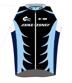 Windstopper LTD Black Bike-Zone Windstopper Body | Windstopper Body Bike-Zone LTD BLACK | Waterafstotend