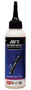No Flats Joe's  Sealant Elite Race Antilek, Latex  125 ml