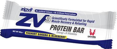 Zipvit Protein Recovery Bar ZV9, herstelreep