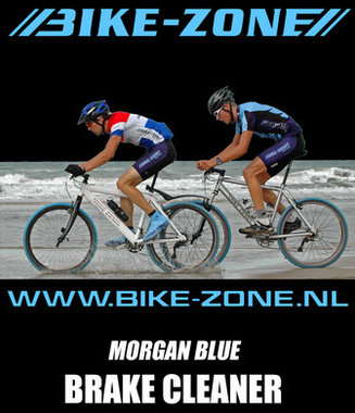 Brake Cleaner Bike-Zone Morgan Blue
