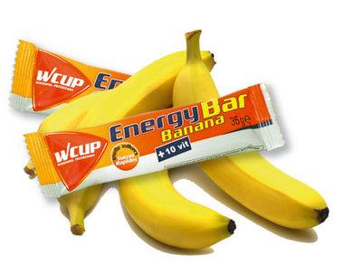Wcup Energy Bar Banaan