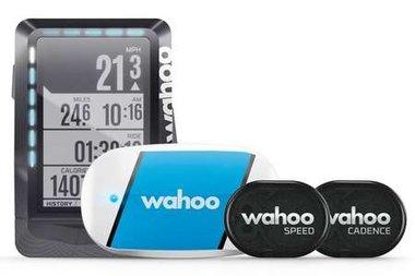 Wahoo Elemnt Fietsnavigatie Bundel  met hartslag en cadans