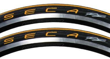 Raceband Serfas Seca RS Vouwband Oranje