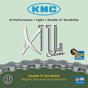 Ketting KMC X11L | KMC Campagnolo 11v ketting