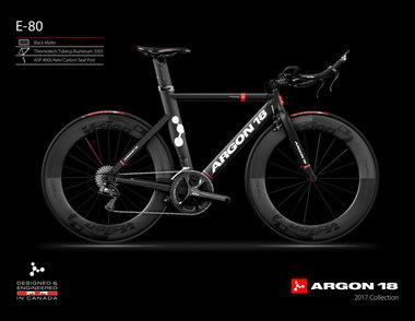 Argon18 E80 Frameset