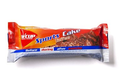 Wcup Sports Cake Toffee Sportvoeding