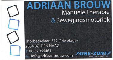 Adriaan Brouw Manuele Therapie & Bewegingsmotoriek