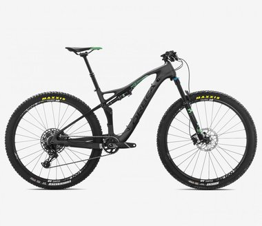Orbea Occam TR M30 Carbon Full Suspension 2019