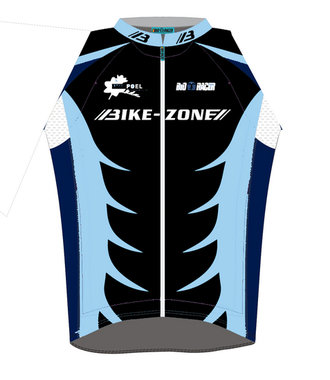 Windstopper LTD Black Bike-Zone Windstopper Body | Windstopper Body Bike-Zone LTD BLACK | Waterafstotend