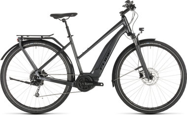 CUBE TOURING HYBRID 500 IRIDIUM/BLACK 2019