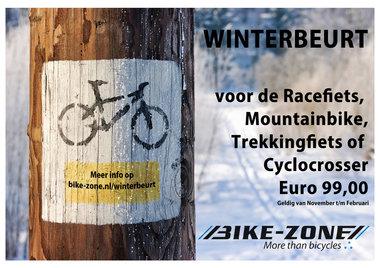 WINTERBEURT Trekkingfiets 2018-2019