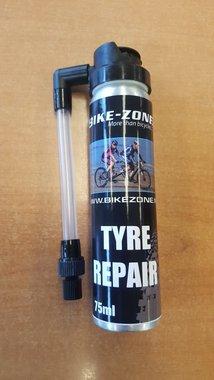 Tyre Repair Morgan Blue