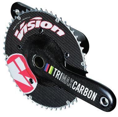 Crankset Vision Trimax carbon