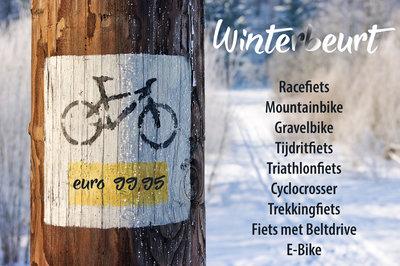 winterbeurt belt drive