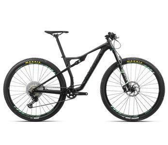 Orbea Oiz H20 2020 100 mm. veerweg XL Zwart