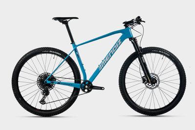 Mendiz X21 Carbon MTB 1 x 12  XL Blauw