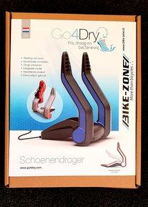 Go4Dry Schoenendroger inclusief adapterset