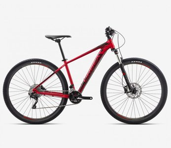 Orbea MX 20 2018 XL Rood/Zwart